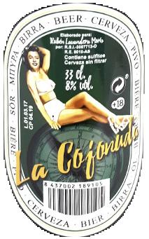 La Cojonuda